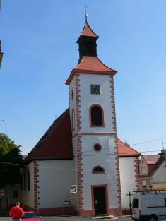 Kostel 14.Svatých pomocníků