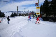 Karlův běh a 105 let spolku zimních sportů